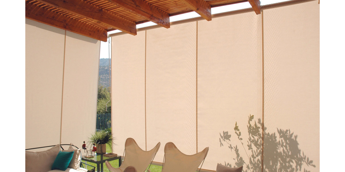 Drop Down Screen Awnings Nolans Flooring And Blinds